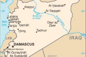 Siria, iniziativa per sensibilizzare