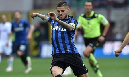 Icardi all'Arsenal