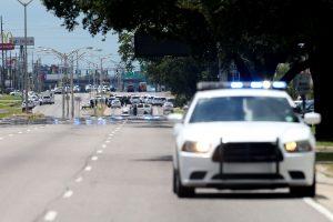 Usa, spari contro agenti