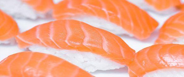 Nigiri Sushi ricetta