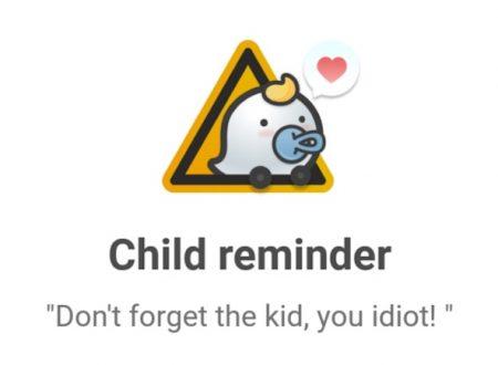 Waze applicazione per genitori