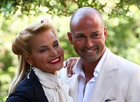 Gf vip Simona Ventura risponde alle offese del marito