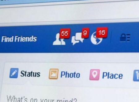 Facebook: attenti alla pericolosa truffa